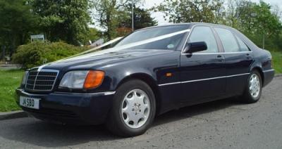 """Mercedes Benz """"S"""" Class 4 door"""